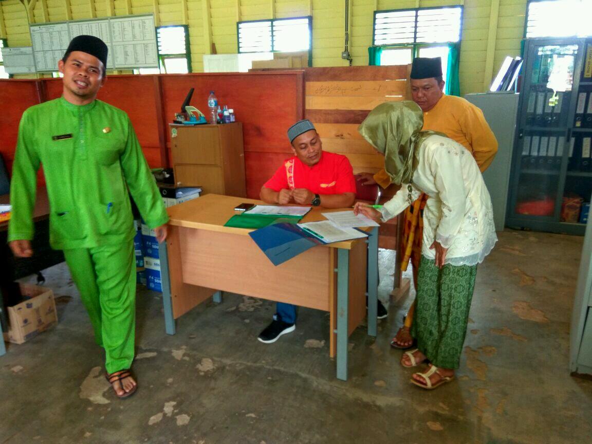 Nizar Tanggapi Kendala Pemindahan Kantor Camat Lingga Timur Kabupaten Lingga